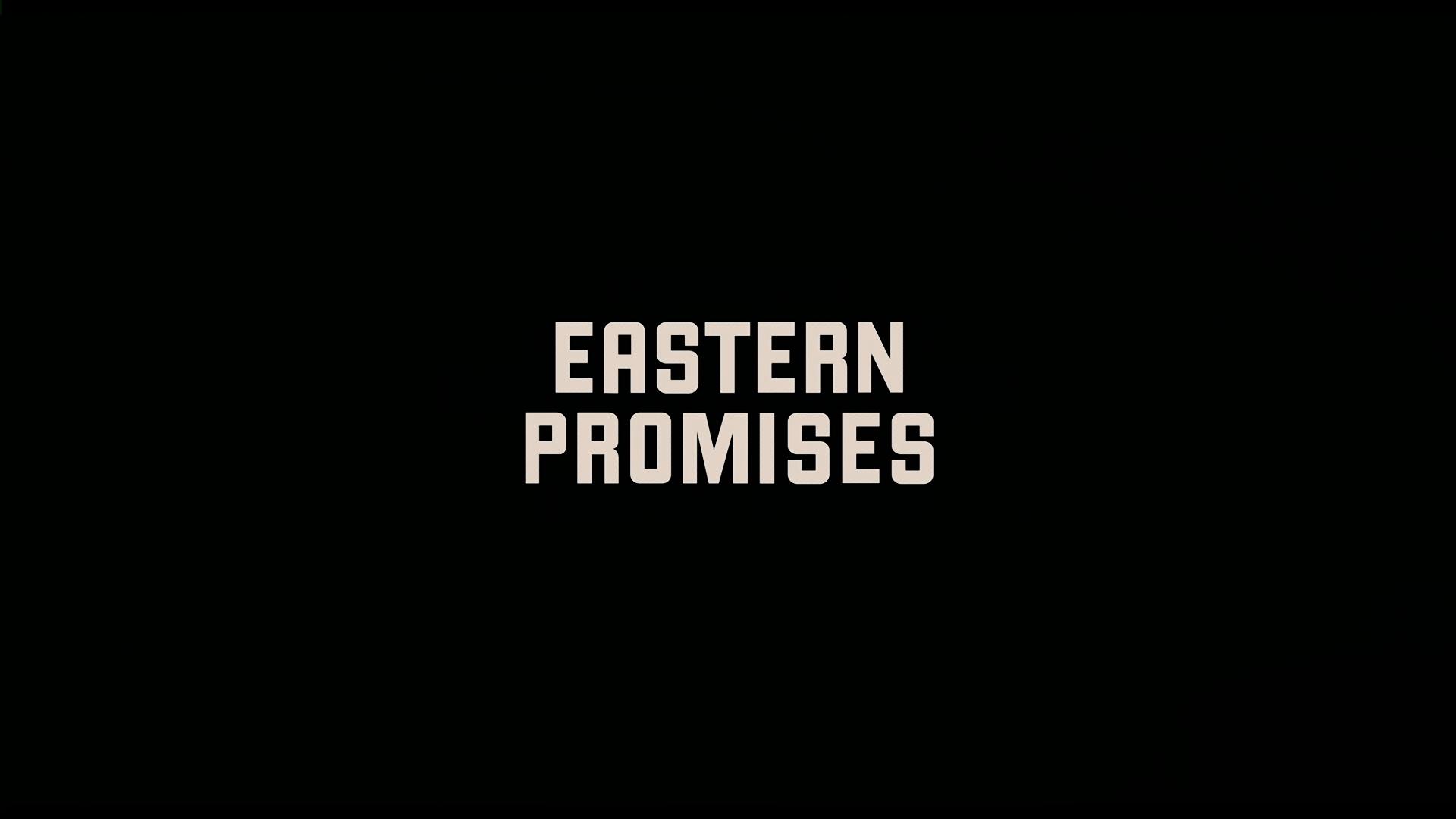 Eastern Promises 2007 Blu Screens