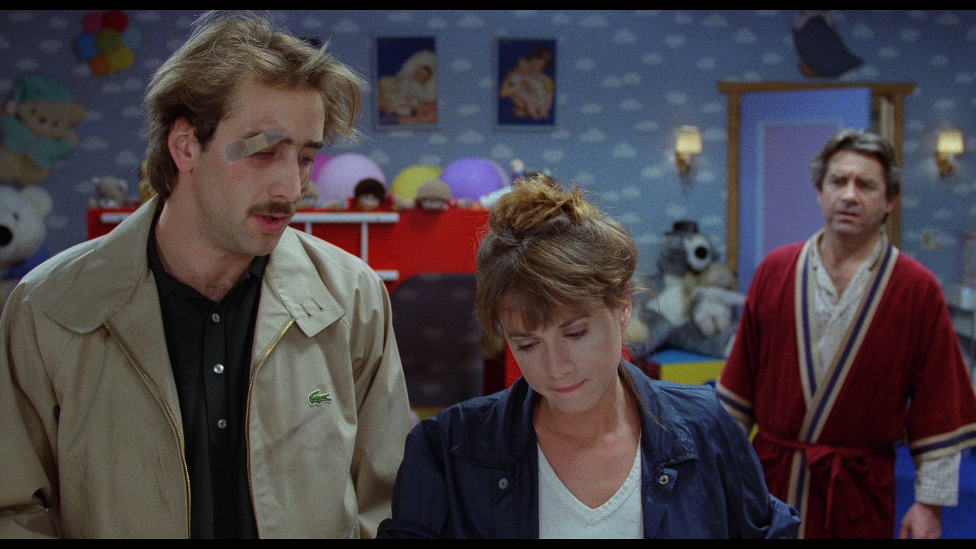 a comparison of the two main characters in joel coens raising arizona The coens have always been extremely smart about what size movies they make for the audience they're after, says jim jacks, who produced raising arizona.