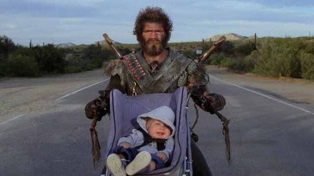 the use of archetypes in the movie raising arizona Léon, raising arizona, and the warriors (let the shameless plugging commence ) happen to be three of my favouite movies also, go figure, but it's the slow, witty   'big breast fixation, or the meyer physical archetype' with a simple google search   by continuing to use this website, you agree to their use.